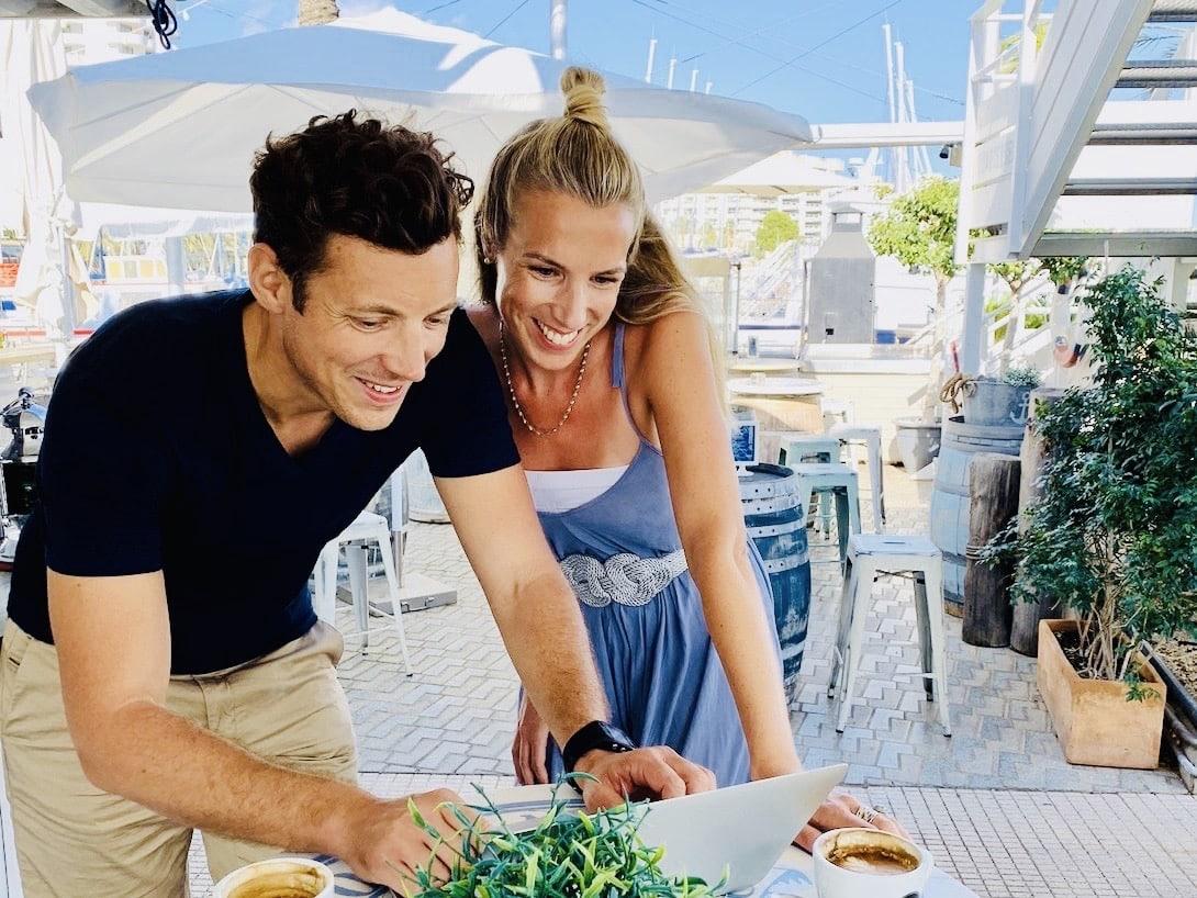 Remote Jobbörse New Work Life Bea und Jan