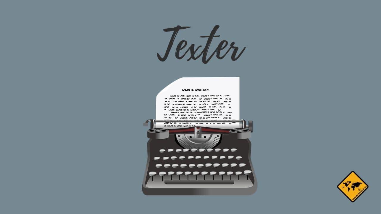 Remote arbeiten Texter