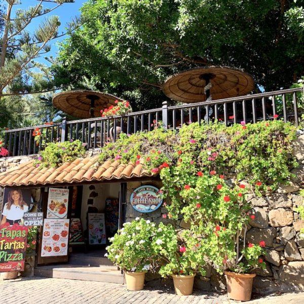 Restaurant Betancuria Fuerteventura