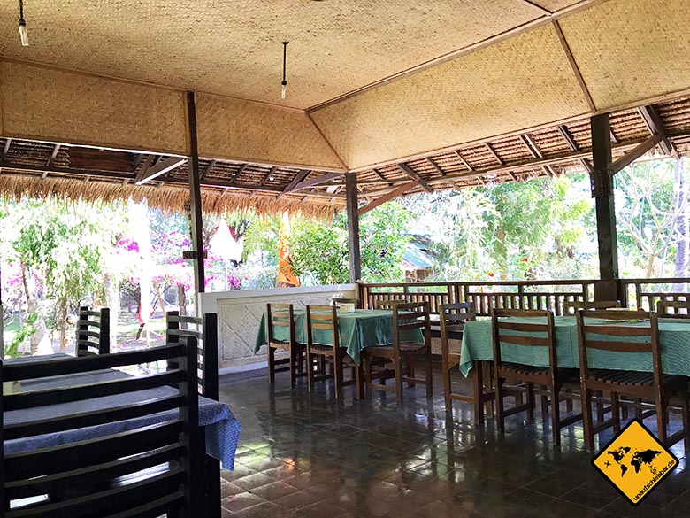 Restaurant Gili Nanggu Cottages & Resort