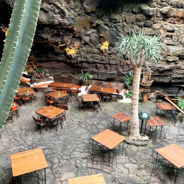 Restaurant Jameos del Agua Lanzarote