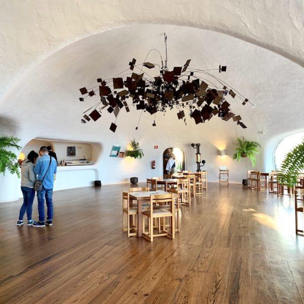 Restaurant Mirador del Río Lanzarote