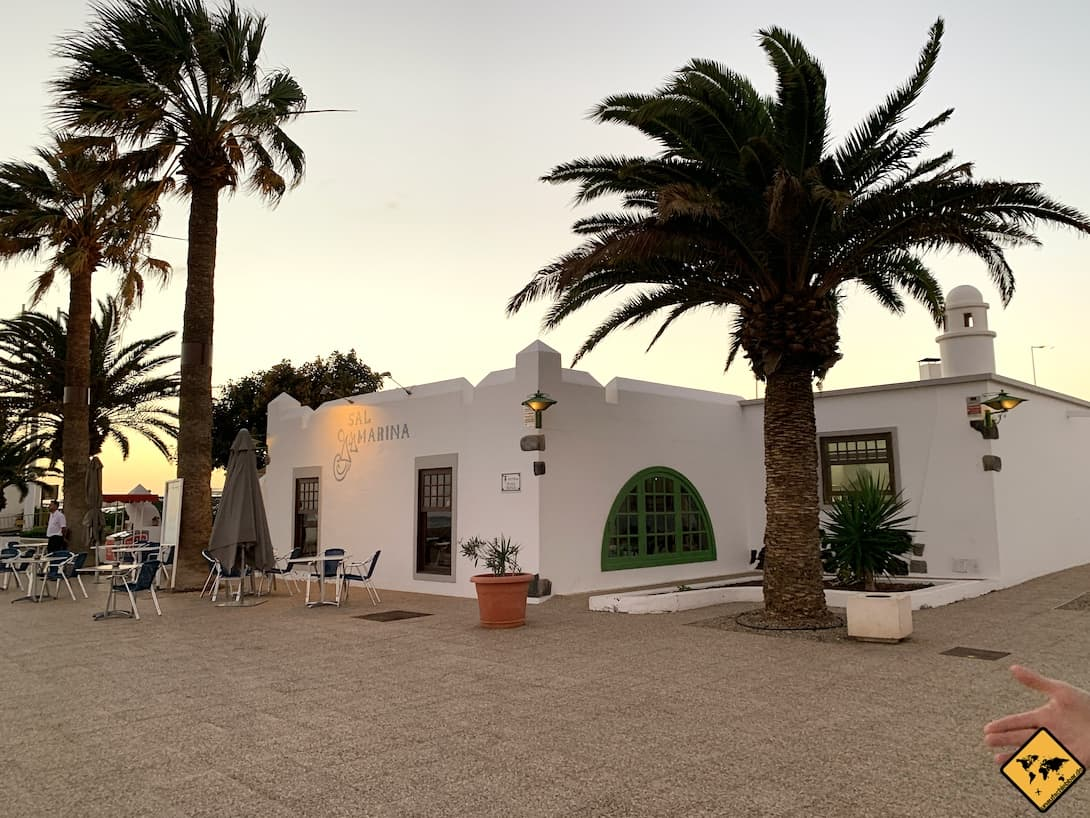 Restaurant Playa Honda Lanzarote