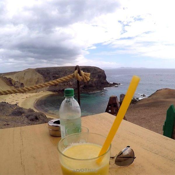 Restaurant Playa de Papagayo Lanzarote