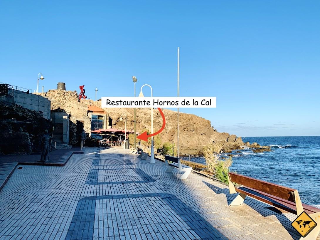 Restaurant Promenade Arinaga