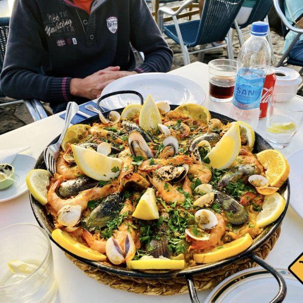 Restaurante El Burgado Paella