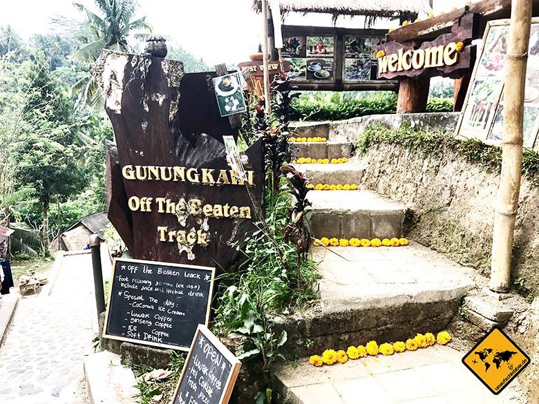 Restaurants Gunung Kawi Tampaksiring