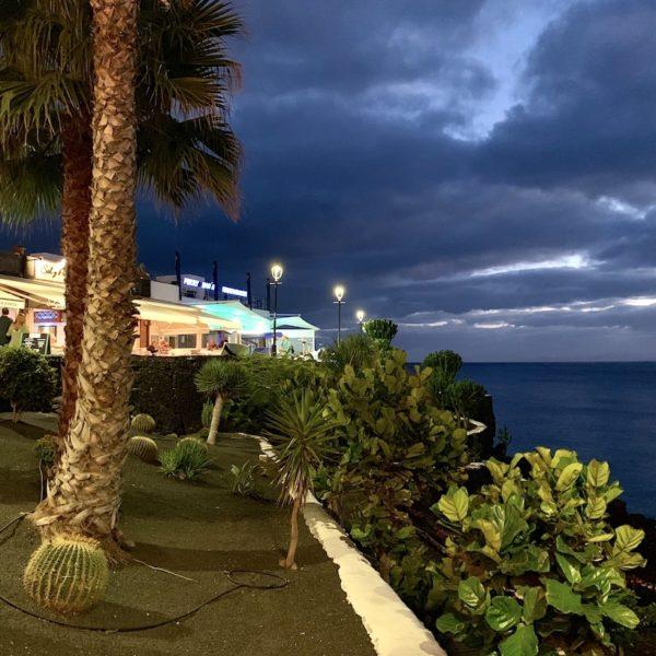Restaurants Meer Puerto del Carmen Hafen