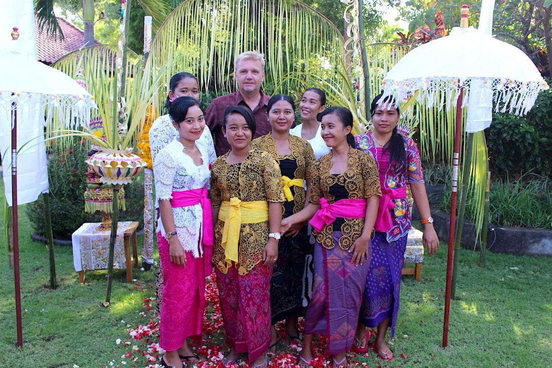 Ricardo Ocean Sun Dive Resort Tauchbasis Bali