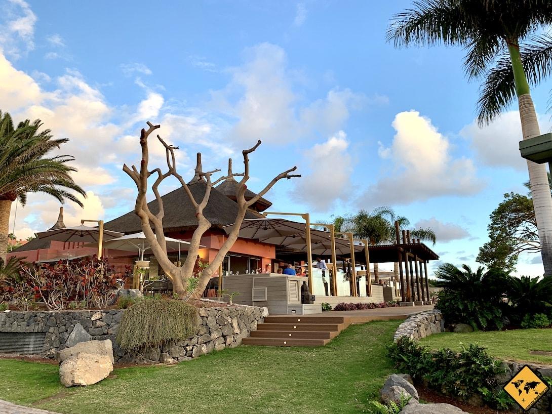 Ritz-Carlton Abama Restaurant