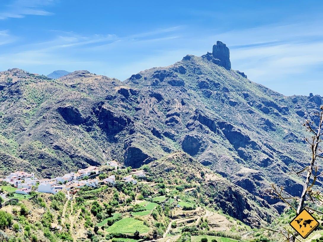 Roque Bentayga Ausflüge auf Gran Canaria