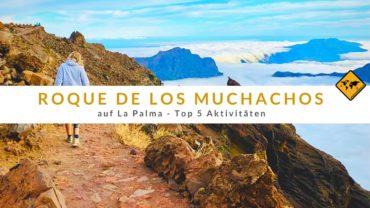 Roque de los Muchachos (La Palma): Top 5 Aktivitäten