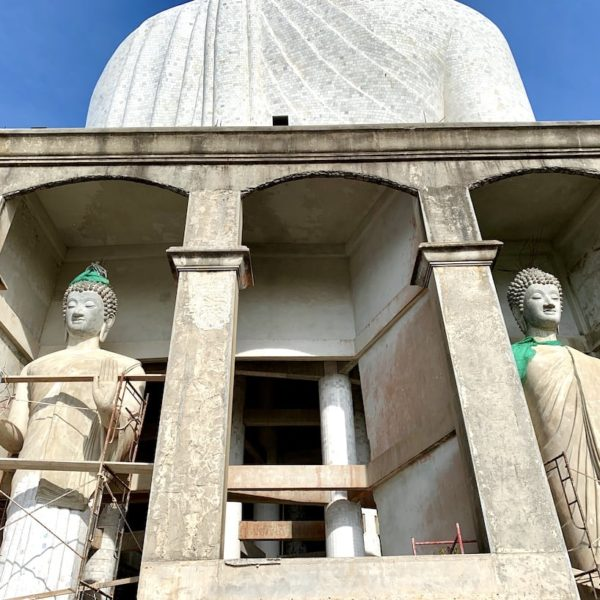 Rückseite Big Buddha Phuket