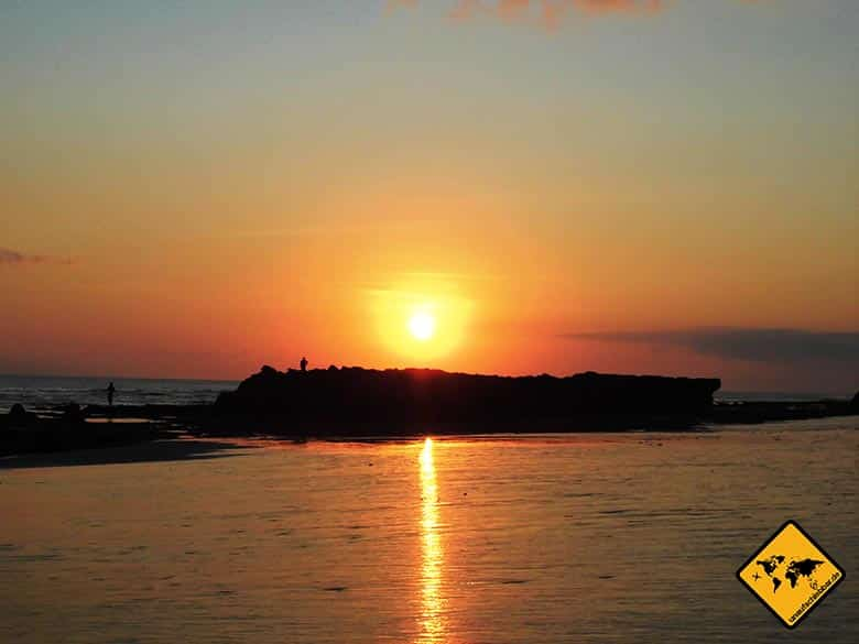 Rundreise Bali Lombok Gili Sonnenuntergänge