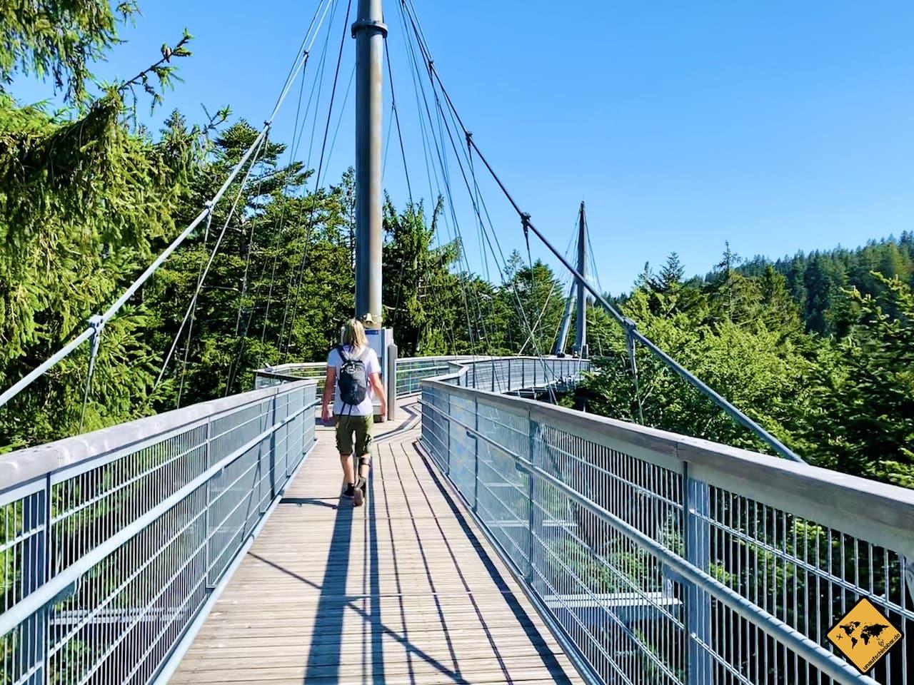 Rundweg Skywalk Allgäu Naturerlebnispark