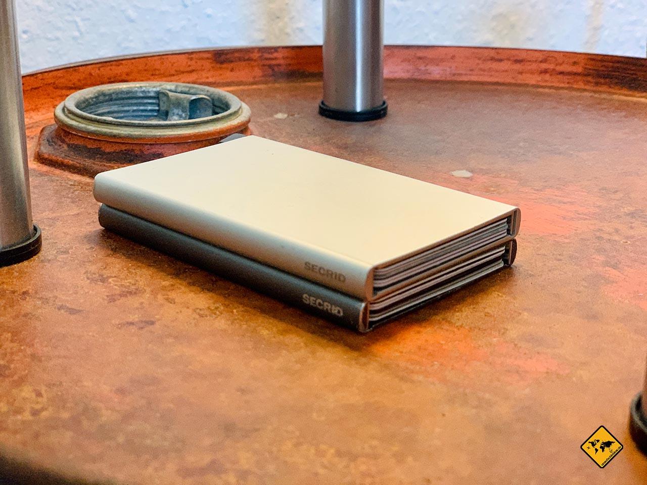SECRID Cardprotector mit RFID Schutz doppelt