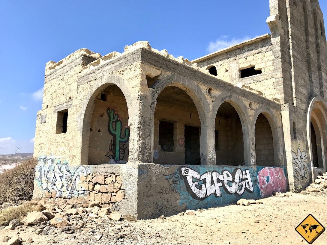 Sanatario de Abona Abades Teneriffa