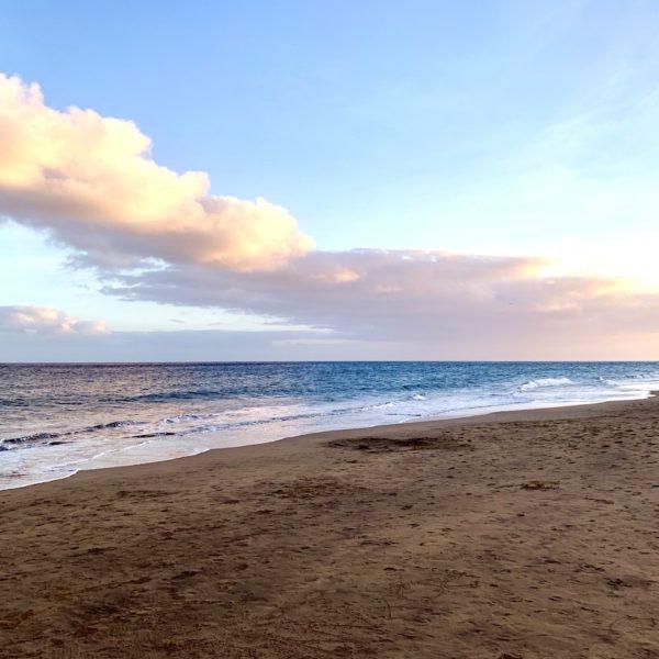 Sand Meer Strand Puerto del Carmen