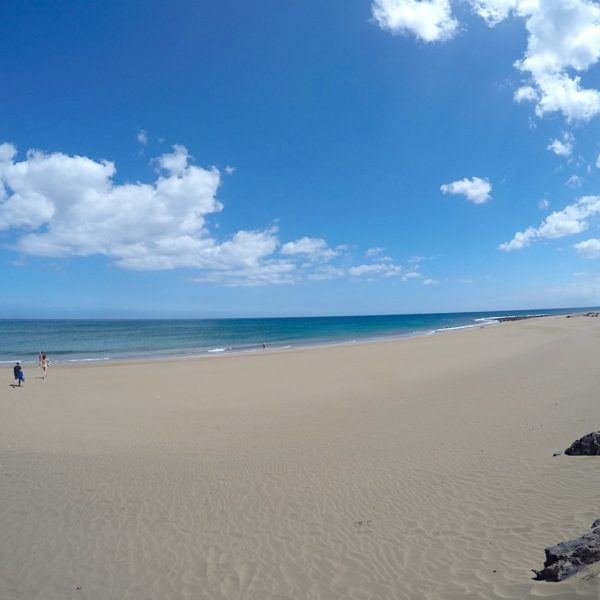 Sandstrand Puerto del Carmen Lanzarote