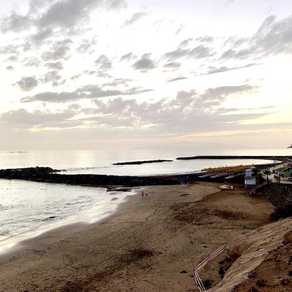 Sandstrand Teneriffa Playa del Duque