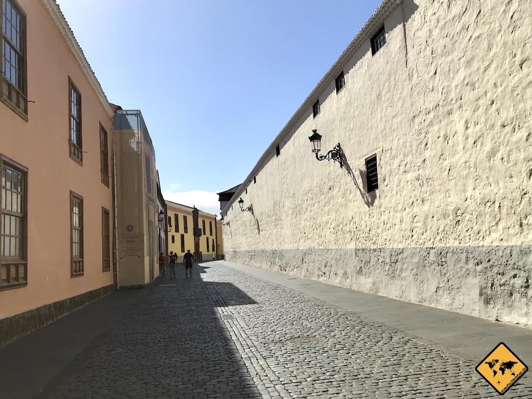 Santa Catalina Monastery La Laguna Teneriffa