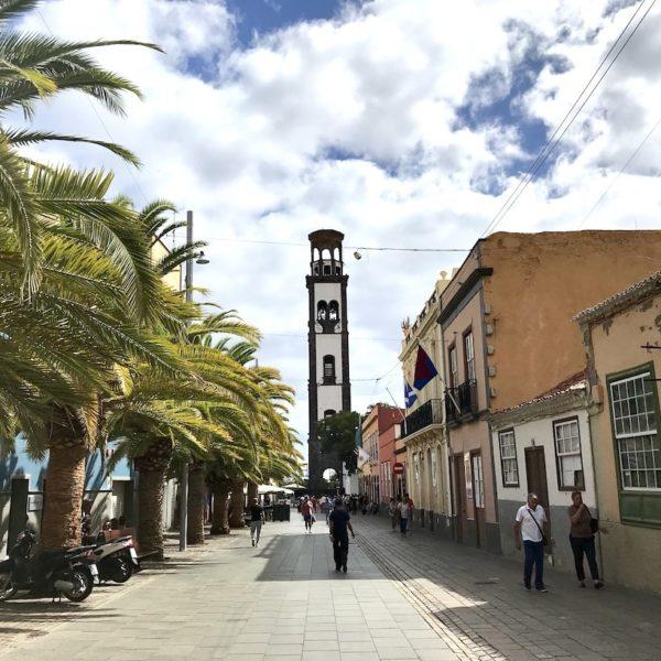 Santa Cruz Altstadt Nuestra Señora de la Concepción