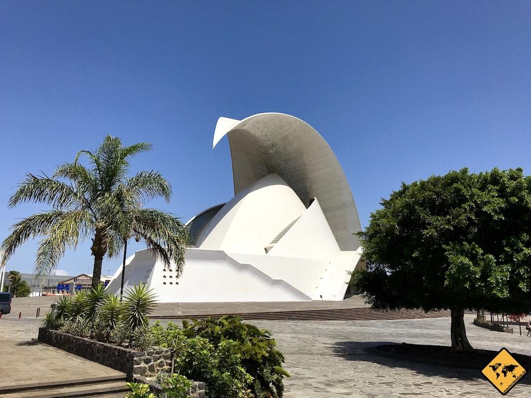 Santa Cruz Auditorium Teneriffa