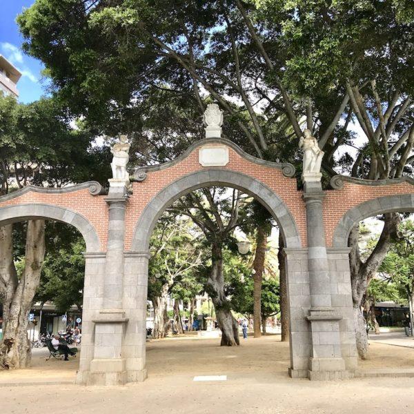 Santa Cruz de Tenerife Alameda del Duque de Santa Elena