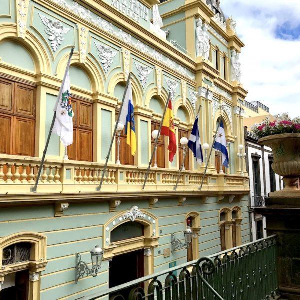 Santa Cruz de Tenerife Altstadt Sehenswertes auf Teneriffa