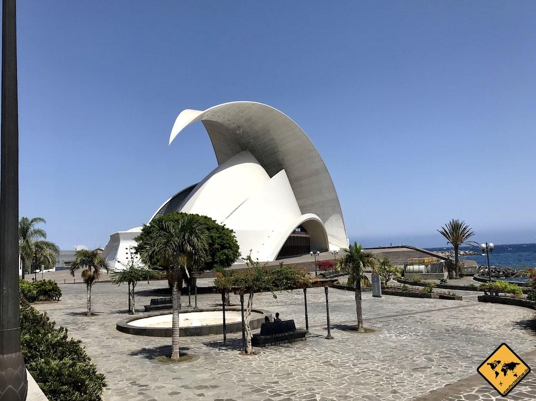 Santa Cruz de Tenerife Auditorio