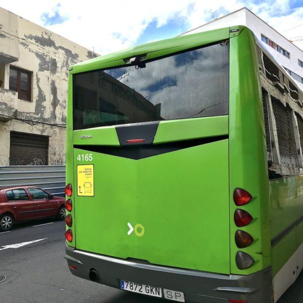 Santa Cruz de Tenerife Bus