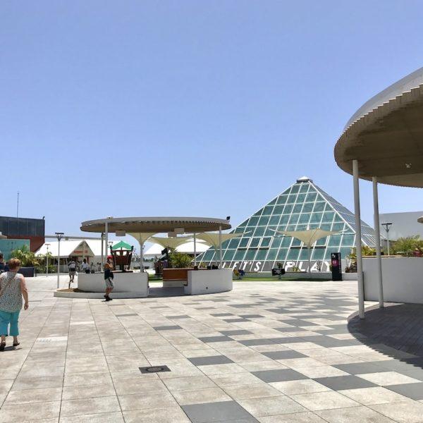 Santa Cruz de Tenerife Centro Comercial Meridiano