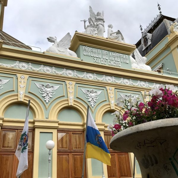 Santa Cruz de Tenerife Círculo de Amistad XII de Enero