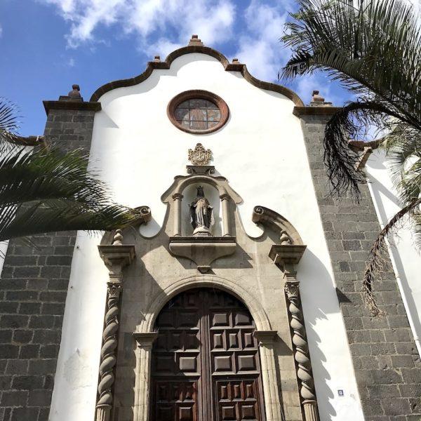 Santa Cruz de Tenerife Iglesia San Francisco