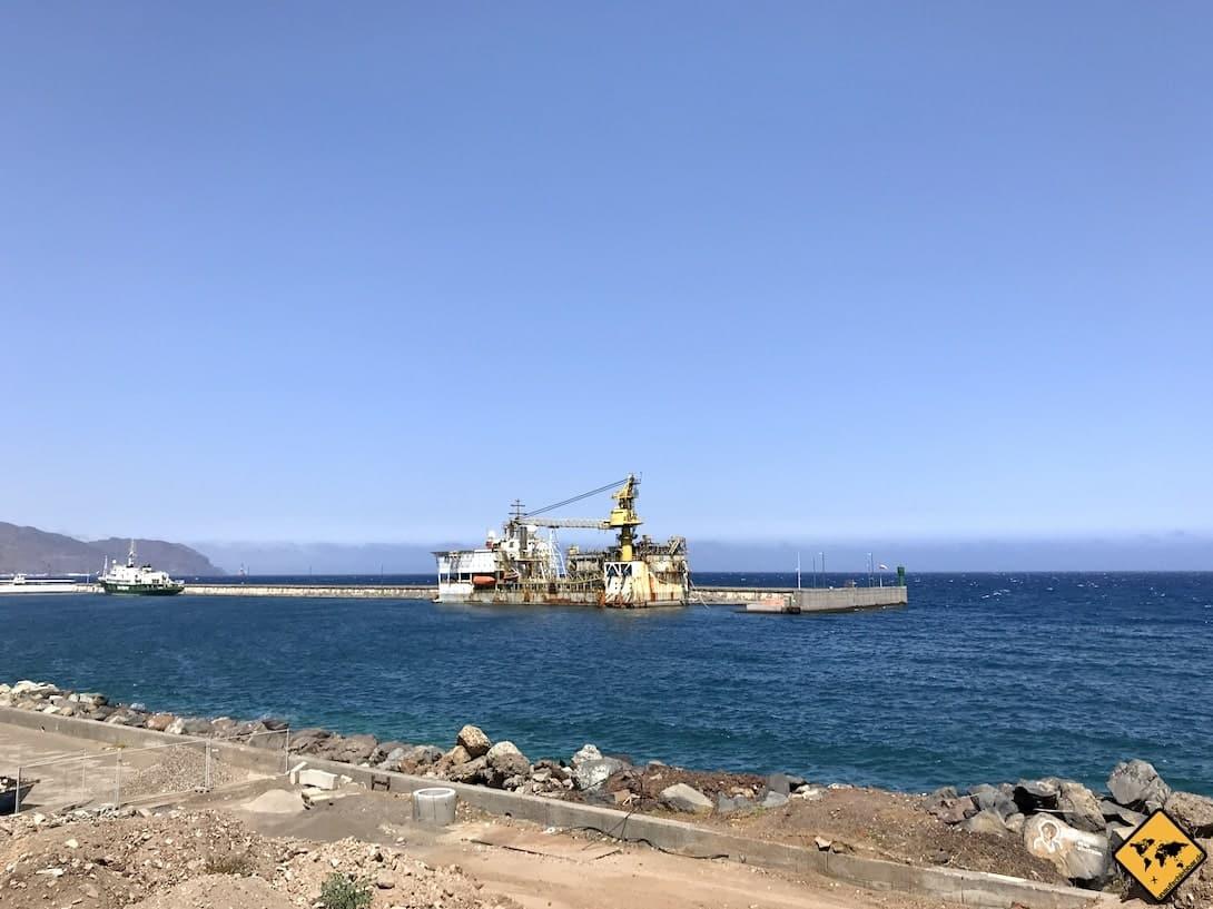 Santa Cruz de Tenerife Industrie