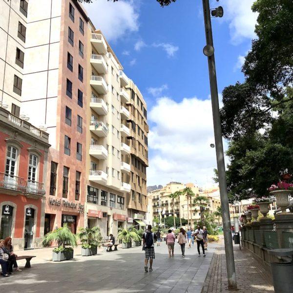 Santa Cruz de Tenerife Innenstadt