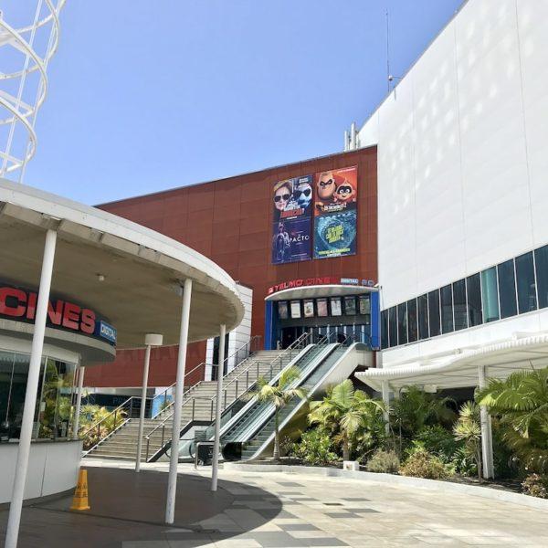 Santa Cruz de Tenerife Shopping Center Kino