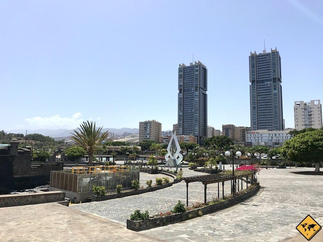 Santa Cruz de Tenerife Stadt
