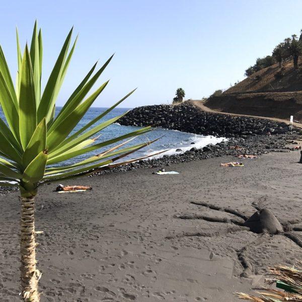 Santa Cruz de Tenerife Strand