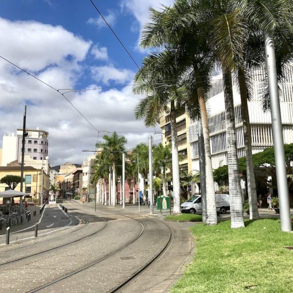 Santa Cruz de Tenerife Straßenbahn