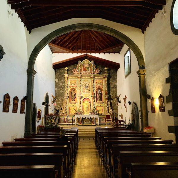 Santuario del Santo Hermano Pedro Teneriffa