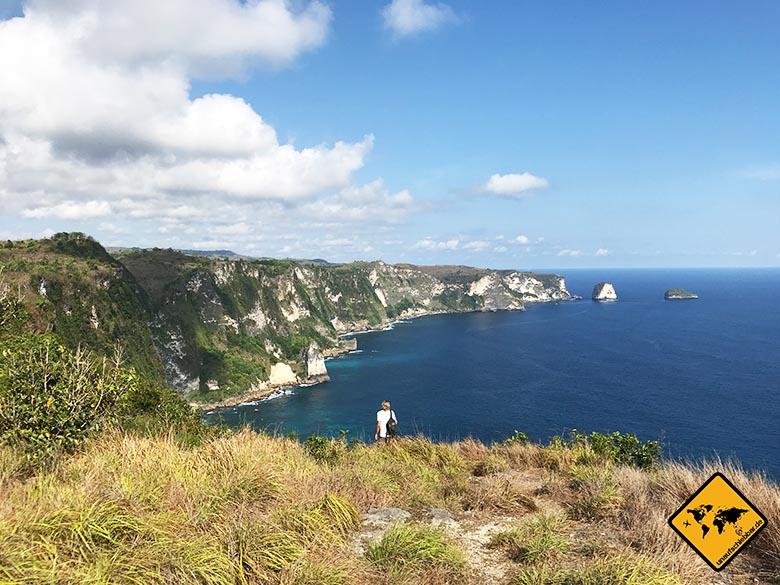 Saren Cliff Point Nusa Penida Bali