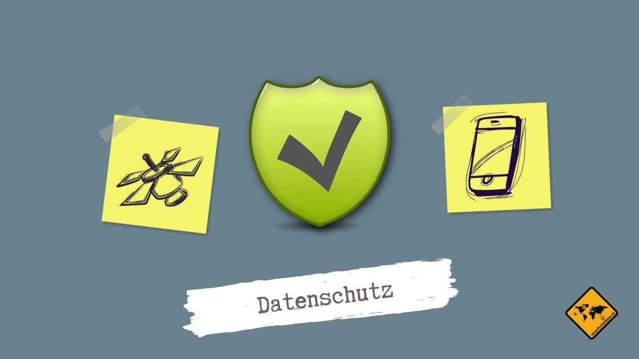 Satellite App Datenschutz