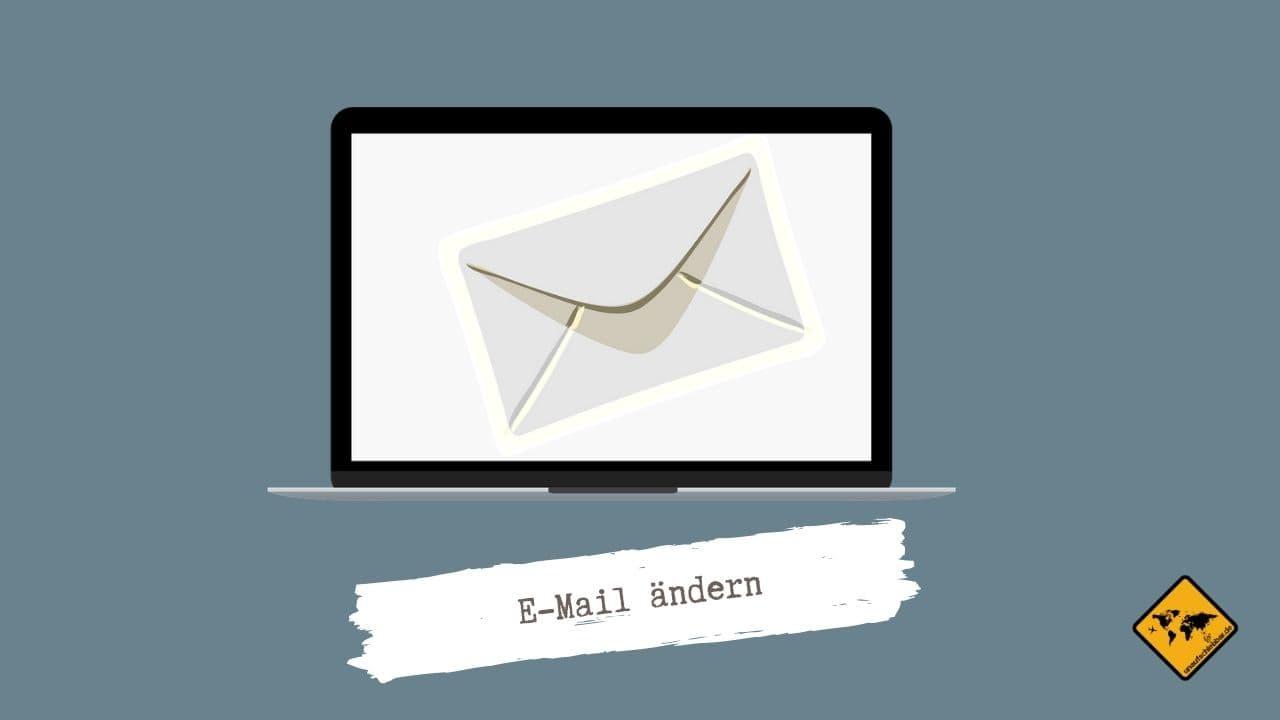 Satellite App E-Mail Adresse ändern