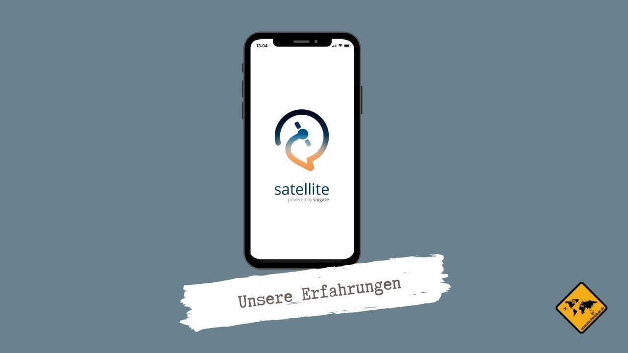 Satellite App Erfahrungen Test