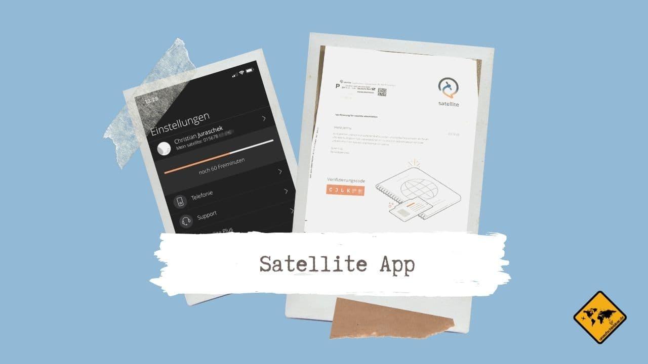 Satellite App Erfahrungen