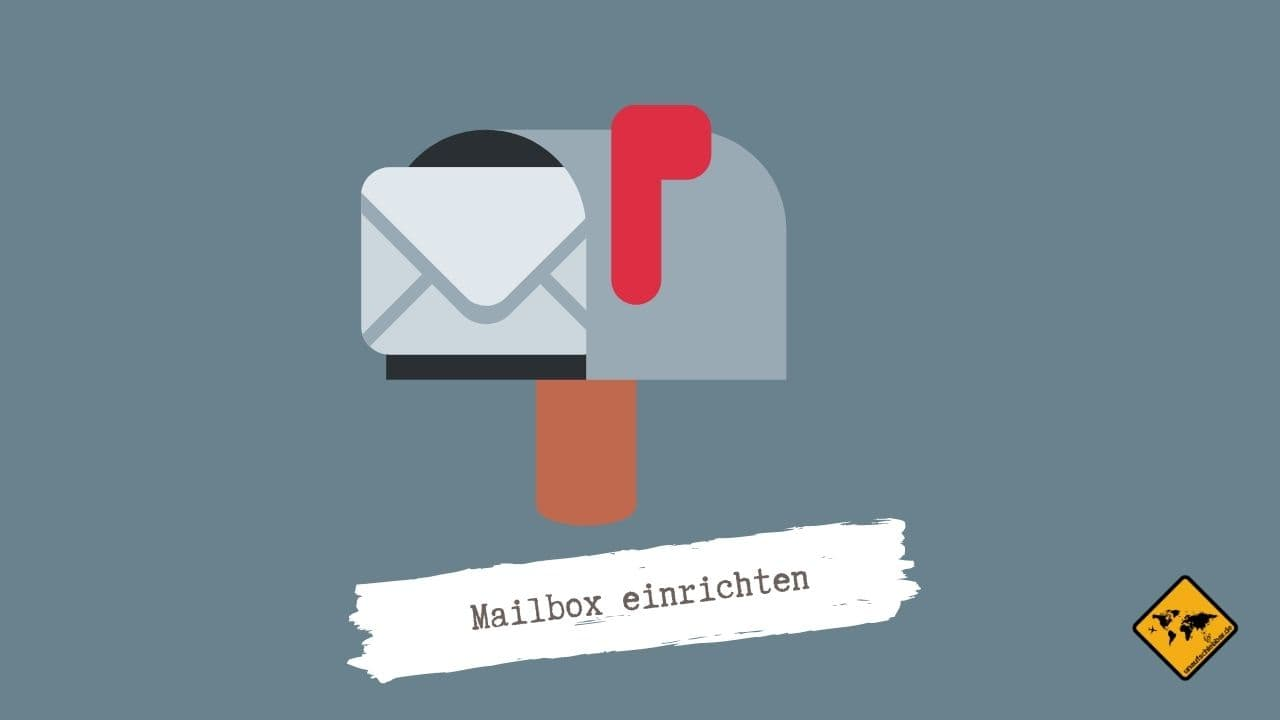 Satellite App Mailbox einstellen