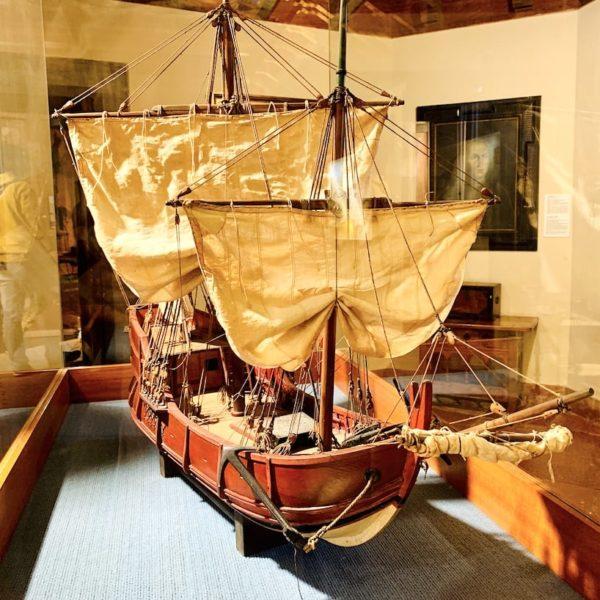 Schiffsnachbau Casa de Colón