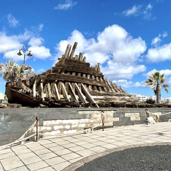 Schiffswrack Arrecife Lanzarote Parque Temático