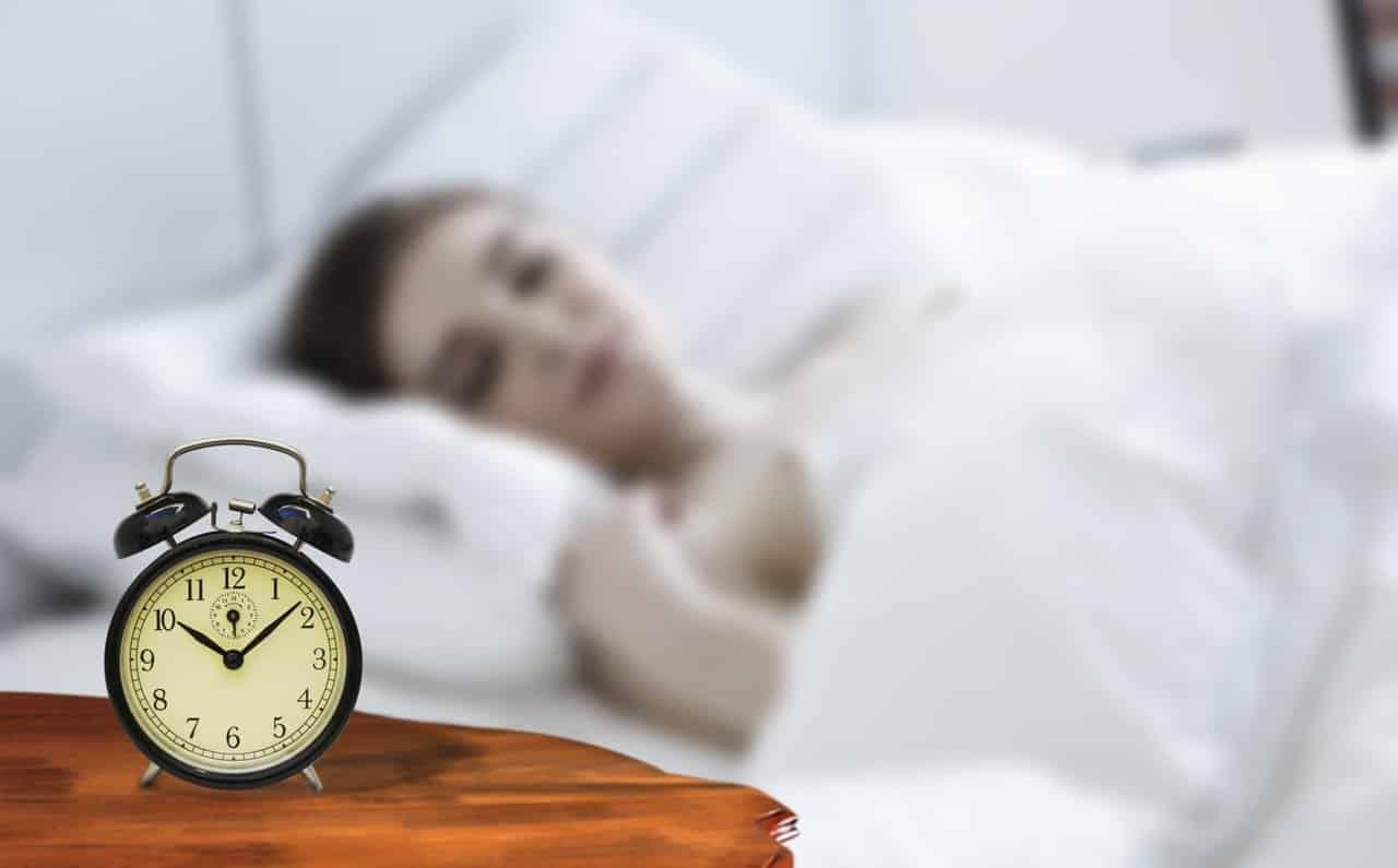 Schlafen ohne Wecker